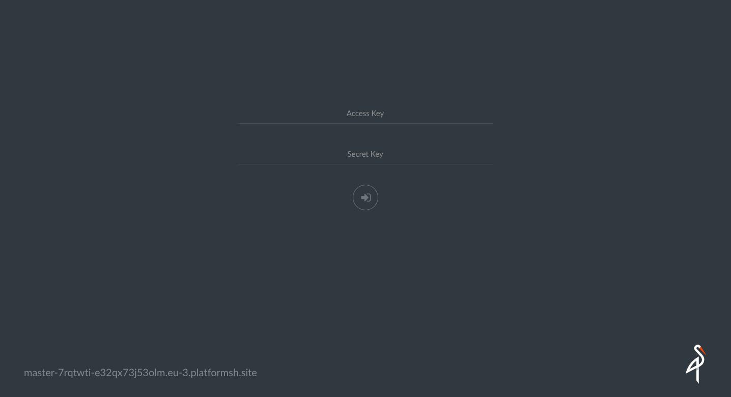 How to run Minio on Platform sh - How-to Guides - Platform sh Community